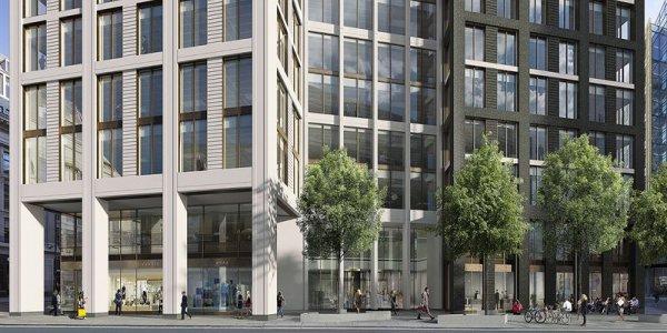 Skanska bygger i London för knapp miljard