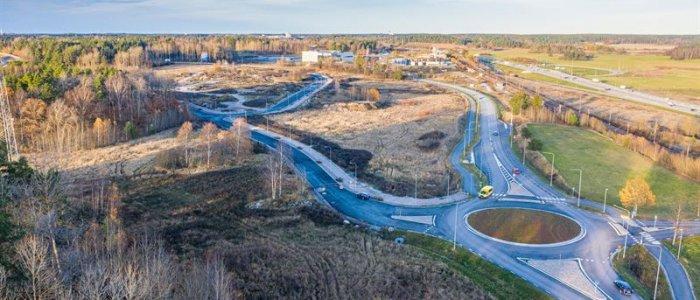 Corem gör stort markförvärv i Rosersberg