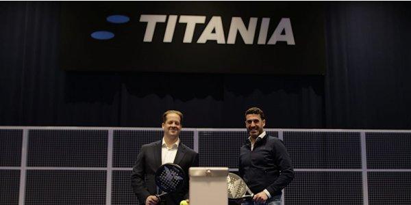 Premiär för Titanias padelhall i Botkyrka