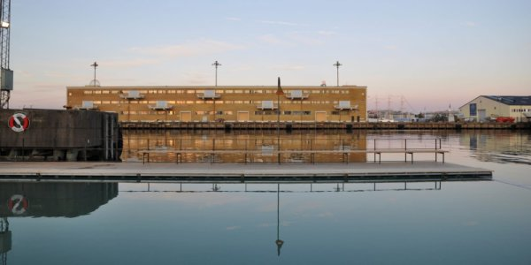 Peab köper Magsin 113 i Frihamnen för 56 miljoner