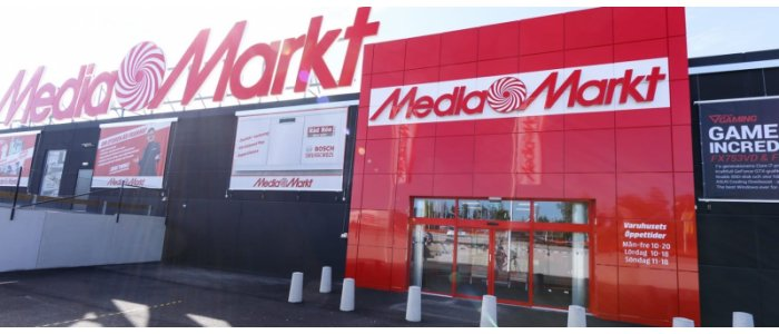 MediaMarkt öppnar på Drottninggatan i Stockholm