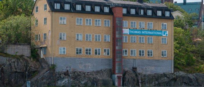 John Mattson köper anrika SLG-huset i Finnboda