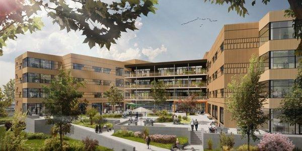Skanska bygger skola med arena för 770 miljoner