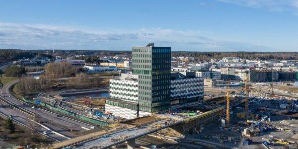 Nytt hyresavtal för Atrium i Barkarby