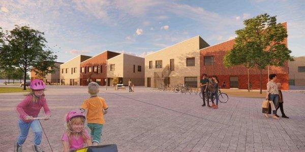 Peab bygger ny skola för 290 mkr i Löddeköpinge