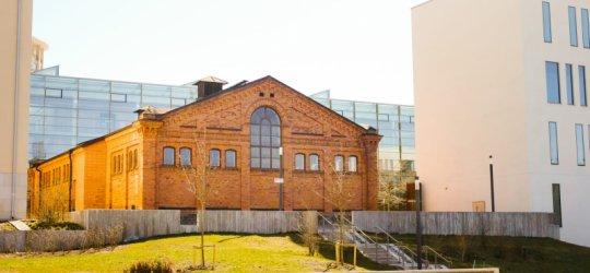 Ridhuset vid Kungliga Musikhögskolan blir konserthall