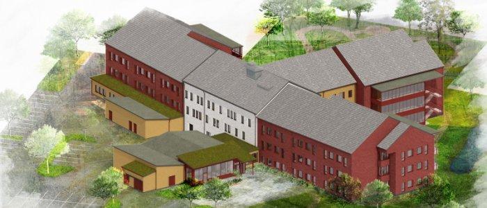 Altura bygger äldreboende med hemlik miljö