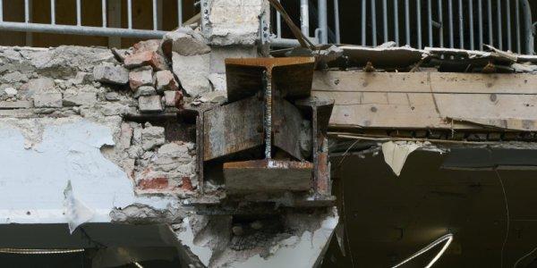 Återhus - möjliggör återbruk av tunga byggdelar