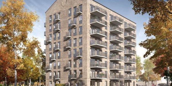 Serneke utvecklar ytterligare bostäder i Landskrona