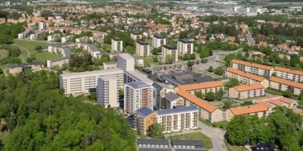 Heimstaden satsar långsiktigt i Linköping