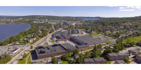 NP3 köper Hägglundsområdet för 250 mkr