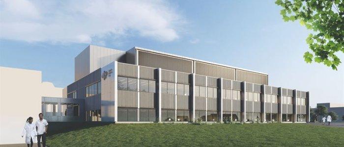 NCC bygger laboratorium för 100 mkr