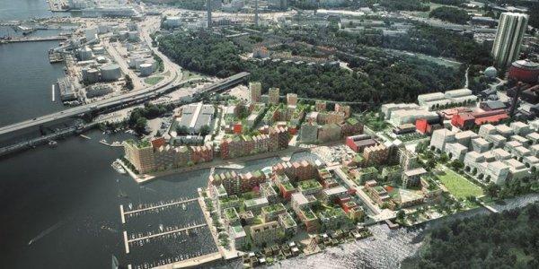 Serneke utvecklar 145 bostadsrätter i Stockholm