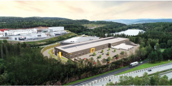Logicenters gör storköp i Norge