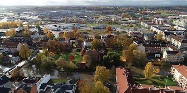 Stenhus expanderar med nytt köp i Köping