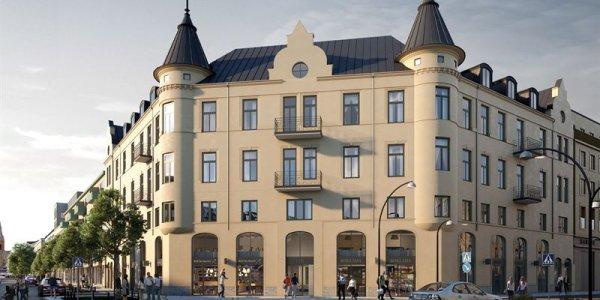 Skanska bygger ut kvarter i Örebro