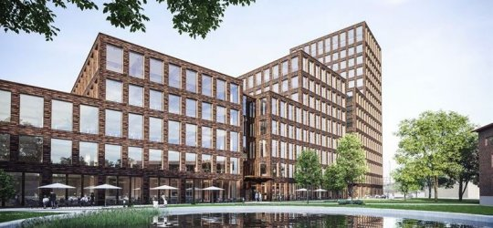 Grönt ljus för L2:s nya jättekontor i Gamlestaden