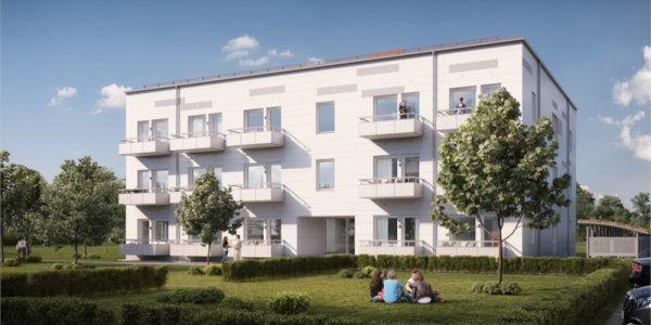 Riki levererar 208 lägenheter till Karlstad