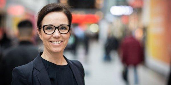Katja Bolander ny centrumchef för Kista Galleria