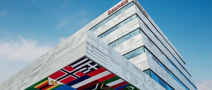 Göteborgs nya landmärke slår upp dörrarna