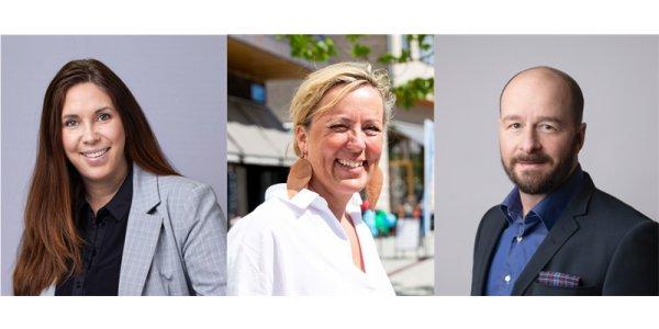 Nordr rekryterar trio till affärsutveckling