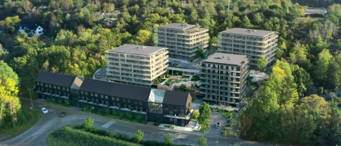 Tornstaden bygger Hovås Höjd för Balder