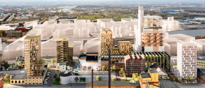 Klart med tilldelning i Norrköpings nya storprojekt