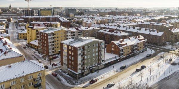 Heimstaden etablerar sig i Örebro