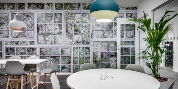 Kontorshotellet K7 Community i Borås fullbelagt