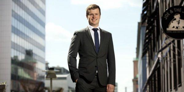 Per Grundström ny finansdirektör på Gladsheim