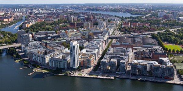 Fabege hyr ut 2 300 kvm på Kungsholmen