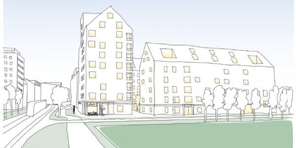 Nordr förvärvar 175 byggrätter i centrala Lund