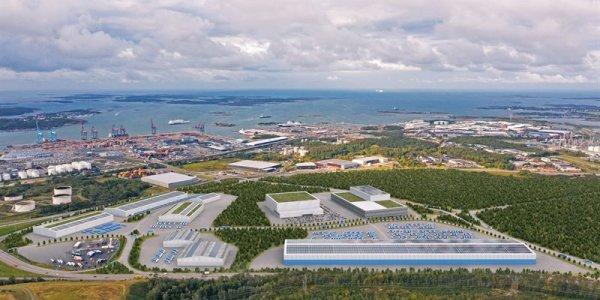 Castellum miljardsatsar med Göteborgs Hamn