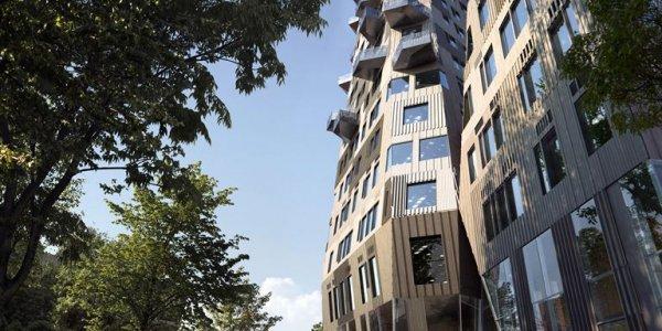Skanska bygger kontors- och bostadshus i Oslo för 410 mkr