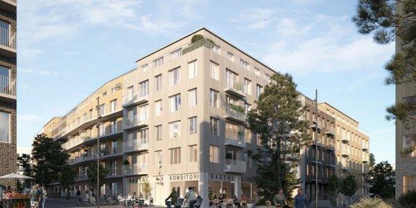 K2A köper bostadsfastigheter för 1,2 miljarder
