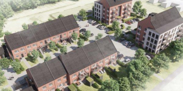 LKF utvecklar nya bostäder i Veberöd