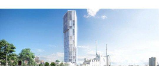 Klartecken för Danmarks högsta hus