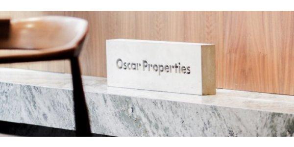 Sammanläggning av Oscar Properties aktier i augusti