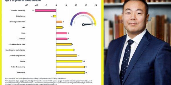 Stockholmsbarometern: Nytt rekord - hotell vinnare