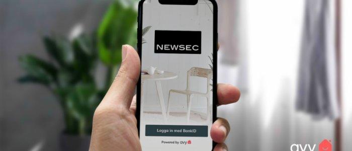 Newsec tecknar avtal med Avy om digitala hyrestjänster