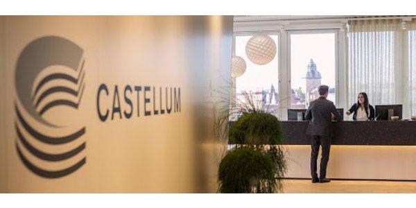 Castellum: Emission om en miljard euro klar