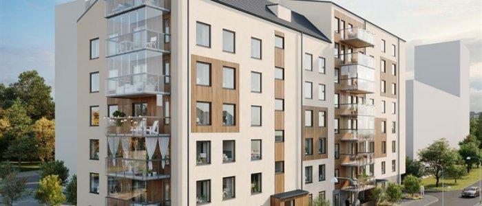NCC bygger 47 bostadsrätter i Linköping för HSB
