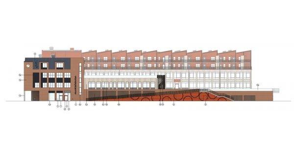 Peab bygger skola och bostäder i Eskilstuna