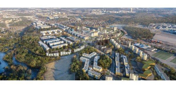 Sundbybergs stad avslutar samarbetet med Serneke