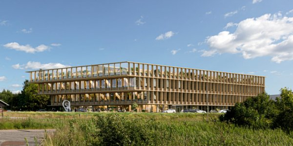 RO-Gruppen bygger Viared Center åt Riddartorpet