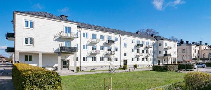 Amasten förvärvar i centrala Köping för 110 mkr