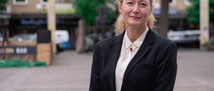 Ny affärsområdeschef på WSP Management