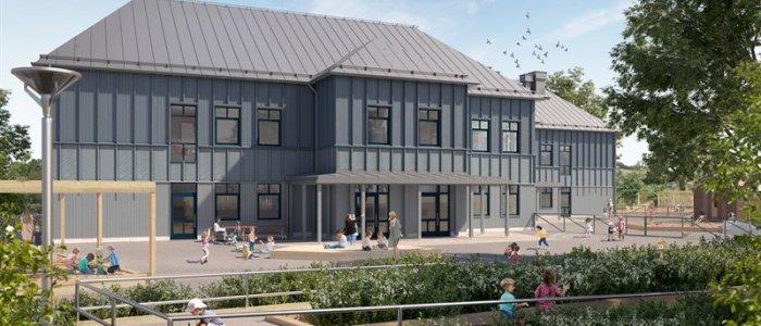 Peab bygger miljömärkt förskola åt Hemsö
