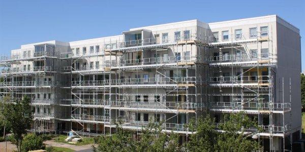 Nytt återbruksavtal minskar Peabs byggavfall