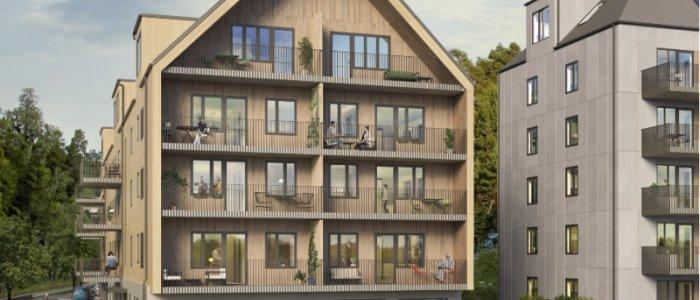 SHH köper bostadsfastigheter i centrala Borås